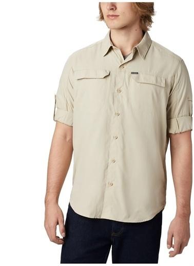 Columbia Columbia AO0651 Silver Ridge 2.0 Long Sleeve Shirt Gömlek Beyaz
